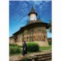 Jigsaw Puzzle - 1000 Pieces - Romania : Sucevite Monastery