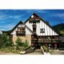 Jigsaw Puzzle - 1000 Pieces - Romania : Plai de dor Hotel, Bucovine