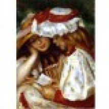 Jigsaw Puzzle - 1000 Pieces - Renoir : Two Young Women Reading