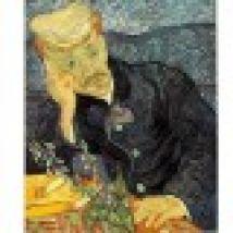 Jigsaw Puzzle - 1000 pieces - Van Gogh : Portrait of Doctor Gachet