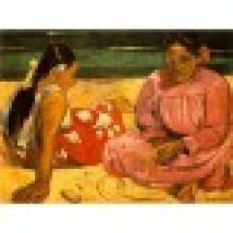 Jigsaw Puzzle - 1000 Pieces - Impressionism - Gauguin : Tahitian Women on the Beach