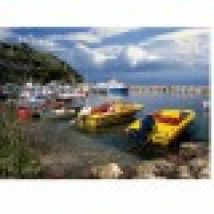 Jigsaw Puzzle - 1000 Pieces -- Discovering Europe : Corfu, Greece