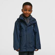 FREEDOMTRAIL Kids' Versatile 3-in-1 Jacket, NAVY/JACKET