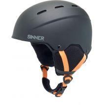 Sinner Poley S-IMPACT+ Kids' Helmet, Black