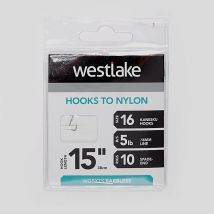 Westlake Strong Barbed 15In 14, NO COLOUR/16