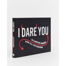 I Dare You: Hilarious Dares For All Occasions - Buch - Mehrfarbig