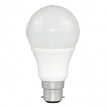 B22 Bayonet LED 9W Standard GLS Bulb (60W Equivalent) 806 Lumen - Warm White Frosted