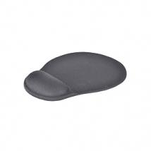 Black Gel Wrist Mousemat
