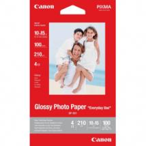 Canon GP-501 Original 10x15cm Glossy Photo Paper, 210g x100