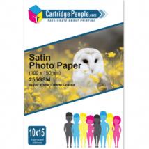 Cartridge People 10x15cm Premium Semi Gloss Photo Paper 260g 20 Sheets