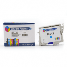 Compatible Epson T0612 Cyan Ink Cartridge (Own Brand)