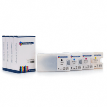 Compatible Epson T701 Black & Colour Extra High Capacity Ink Cartridge 4 Pack (Own Brand)