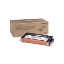 Xerox 106R01392 Cyan High Capacity Toner Cartridge (Original)