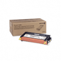 Xerox 106R01394 Yellow High Capacity Toner Cartridge (Original)