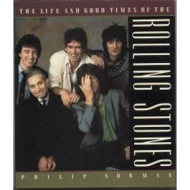 Rolling Stones The Life And Good Times Of The Rolling Stones 1989 UK book 0712630384