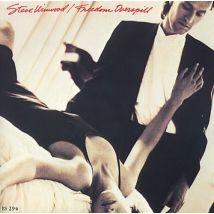 """Steve Winwood Freedom Overspill 1986 UK 7"""" vinyl IS294"""