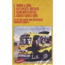 The Pearly Gatecrashers Spectacular! Sampler 1994 Australian cassette single PROMO CASSETTE