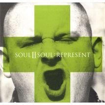 "Soul II Soul Represent 1997 UK 12"" vinyl 12IS668"