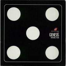 Genesis Invisible Tour 1986 UK tour programme TOUR PROGRAM