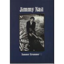 Jimmy Nail Summer Strummer '95 1995 UK tour programme TOUR PROGRAMME