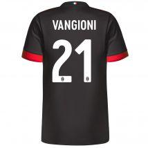 AC Milan Third Shirt 2017-18 - Kids with Vangioni 21 printing