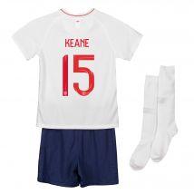 England Home Stadium Kit 2018 - Infants with Keane 5 printing