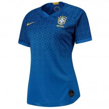 Brazil Away Stadium Shirt 2019-20 - Women's