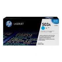HP 503A Cyan Toner Cartridge 6000 Pages - Q7581A