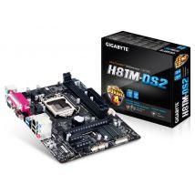 Gigabyte GA-H81M-DS2 Socket 1150 7.1 Channel Audio Micro ATX Motherboard