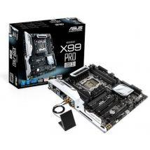 Asus X99-PRO/USB 3.1 Socket 2011-v3 8-Channel HD Audio ATX Motherboard