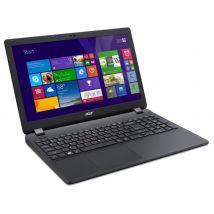 """Acer Aspire ES1-512 Laptop, Intel Celeron N2840 2.16GHz, 4GB RAM, 1TB HDD, 15.6"""" HD LED, DVDRW, Intel HD, WIFI, Webcam, Bluetooth, Windows 8.1"""