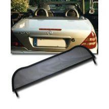 Windschott Mercedes SLK, Chrom Bügel, Baujahr 1995-2004