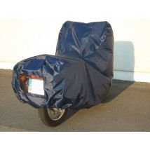 Roller- u. Motorrad Garage Gr. L, 275 x 90 x 120 cm,  Polyamid (Nylon)