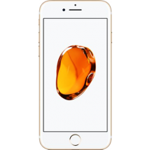 Apple iPhone 7 (32GB Gold) at £379.00 on No contract.