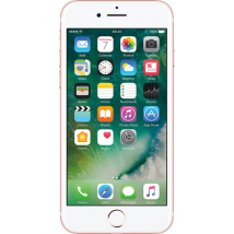 Apple iPhone 7 (128GB Rose Gold) at £429.00 on No contract.