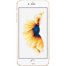 Apple iPhone 6s Plus (32GB Gold) on O2 Non-Refresh (24 Month(s) contract) with UNLIMITED mins; UNLIMITED texts; 15000MB of 4G data. £30.00 a month.
