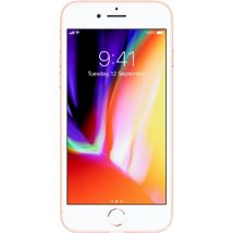 Apple iPhone 8 (256GB Gold) at £629.00 on No contract.
