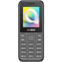 Alcatel 10.66 (Black) at £17.99 on No contract.
