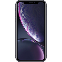 Apple iPhone XR (64GB Black) at £629.00 on No contract.
