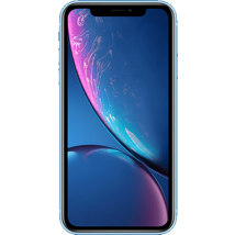 Apple iPhone XR (128GB Blue) at £679.00 on No contract.