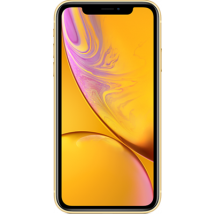 Apple iPhone XR (128GB Yellow) at £679.00 on No contract.
