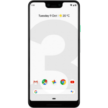 Google Pixel 3 (64GB Clearly White) at £739.00 on No contract.