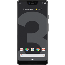 Google Pixel 3 (128GB Just Black) at £839.00 on No contract.