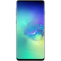 Samsung Galaxy S10 (128GB Prism Green) at £59.99 on O2 Non-Refresh (24 Month(s) contract) with UNLIMITED mins; UNLIMITED texts; 10000MB of 4G data. £50.00 a month.