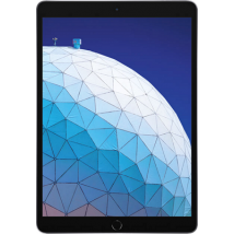 """Apple iPad Air 3 10.5"""" (2019) (64GB Space Grey) at £20.00 on Tablet Plan Extra (24 Month(s) contract) with 20000MB of 4G data. £36.00 a month."""