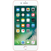 Apple iPhone 7 Plus (128GB Rose Gold) at £569.00 on No contract.