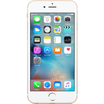 Apple iPhone 6s Plus (32GB Gold) at £349.00 on No contract.