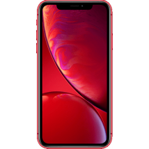 Apple iPhone XR (64GB (PRODUCT) RED) at £29.00 on Red 5G 20GB (24 Month(s) contract) with UNLIMITED mins; UNLIMITED texts; 20000MB of 5G data. £63.00 a month. Extras: 3-month trial of Secure Net.