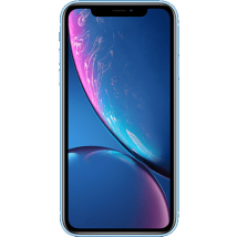Apple iPhone XR (64GB Blue) at £29.00 on Unlimited 5G Max (24 Month(s) contract) with UNLIMITED mins; UNLIMITED texts; UNLIMITEDMB of 5G data. £67.00 a month. Extras: 3-month trial of Secure Net.