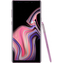 Samsung Galaxy Note9 (128GB Lavender) at £839.99 on No contract.